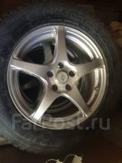 Продам комплект зимних колёс 225/65R17. x17 5x114.30
