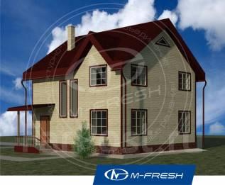 M-fresh Feng Shui-зеркальный (Покупайте сейчас проект со скидкой 20%! ). 100-200 кв. м., 1 этаж, 4 комнаты, бетон