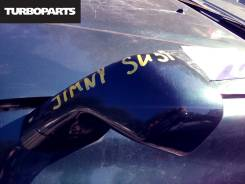 Зеркало заднего вида на крыло. Suzuki Jimny, JB33W, JB43W Suzuki Jimny Wide, JB33W, JB43W Двигатели: M13A, G13B, G13B M13A