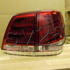 Стоп-сигнал. Lexus LX570 Toyota Land Cruiser, UZJ200W, VDJ200, URJ202W, GRJ200, URJ200, URJ202, UZJ200 Двигатели: 1VDFTV, 1URFE, 1GRFE, 2UZFE