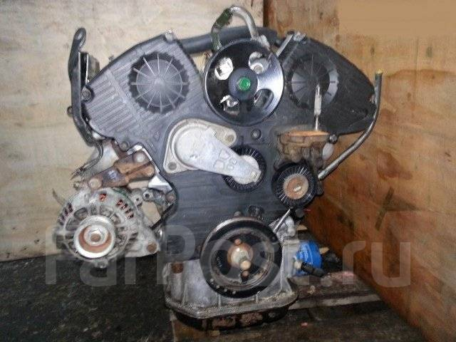 Двигатель для Hyundai Tucson (G6BA) 2700cc