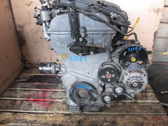 Двигатель Chevrolrt Epica (Эпика) X20D1 2000cc