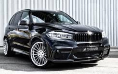 Обвес кузова аэродинамический. BMW X5, F15