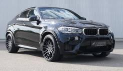 Обвес кузова аэродинамический. BMW X6, F16