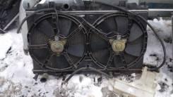 Вентилятор охлаждения радиатора. Nissan Bluebird Sylphy, QNG10, QG10, TG10, FG10, B15, FB15, FNB15, QB15, SB15 Nissan Sunny, SB15, FNB15, QB15, FB15...