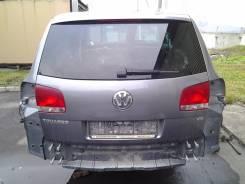 Вставка багажника. Volkswagen Touareg, 7LA,, 7L6,, 7L7, 7LA, 7L6