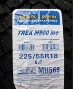Maxtrek. Зимние, шипованные, 2015 год, без износа, 4 шт