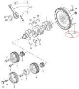 Маховик. Volkswagen Crafter, 50 Двигатель CKUB. Под заказ