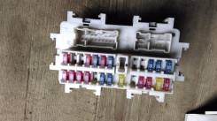 Блок предохранителей салона. Nissan Elgrand, MNE51, E51, NE51, ME51 Двигатели: VQ25DE, VQ35DE
