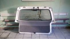 Дверь багажника. Toyota Harrier, MCU15W, MCU15