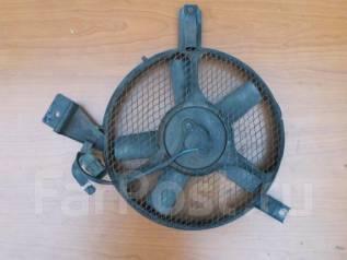Вентилятор радиатора кондиционера. Nissan Safari, VRGY60, VRY60, WGY60, WRGY60, WRY60