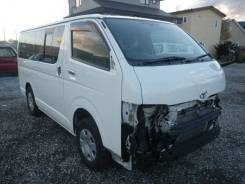 Toyota Hiace Van. KDH205, 2KD