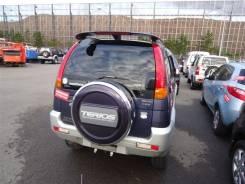Крышка запаски Daihatsu Terios