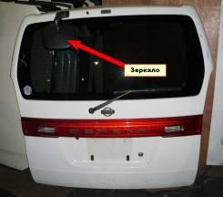 Зеркало двери багажника. Nissan Serena, RC24, PNC24, TNC24, PC24, VNC24, TC24, VC24