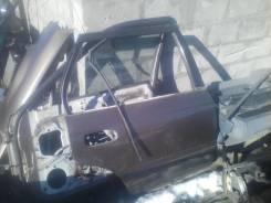 Дверь боковая. Honda Partner, EY7