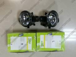 Фара противотуманная. Nissan Micra, K12 Двигатели: CG12DE, CGA3DE