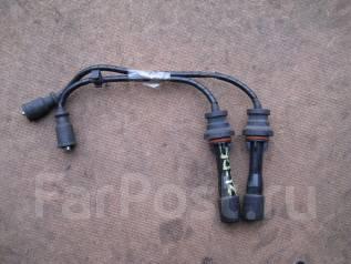 Высоковольтные провода. Mazda Training Car, BJ5P Mazda Familia, BJ3P, BJ5P, BJ5W, BJ8W, BJEP, BJFP, BJFW, YR46U15, YR46U35, ZR16U65, ZR16U85, ZR16UX5...