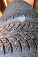 Новые зимние шины на новых литых дисках. 7.0x15 5x114.30 ET40 ЦО 70,0мм.