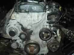 Двигатель. Mazda MPV Mazda Tribute Двигатель L3. Под заказ