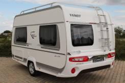Fendt. Новый Caravan 390 FH Bianco Sportivo 2016 модельный год