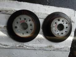 Диск тормозной. Toyota Crown Majesta, UZS171, UZS175 Двигатель 1UZFE