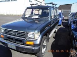 Toyota Land Cruiser Prado. LH78, 2LT