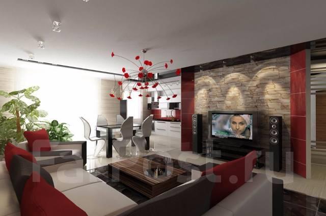 Дизайн интерьера в Подарок с Ремонтом 3D Визуализация 100 руб Сроки!