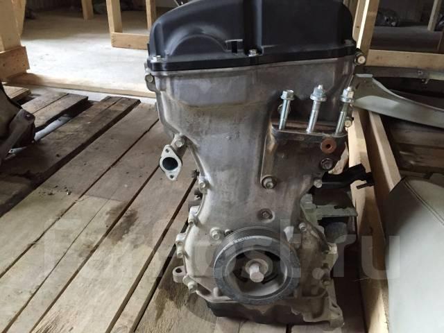 Двигатель в сборе. Mitsubishi ASX, GA3W, GA1W, GA2W Mitsubishi Lancer Двигатель 4B10