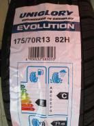 Uniglory Evolution. Летние, 2015 год, без износа, 4 шт