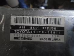Датчик airbag. Toyota Celsior, UCF10, UCF11 Lexus LS400, UCF10 Двигатель 1UZFE