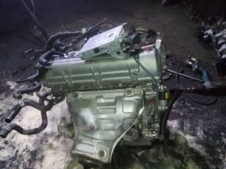 Двигатель. Toyota Corolla Fielder, ZZE123G Двигатель 2ZZGE