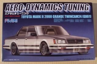Моделька Fujimi Toyota MarkII