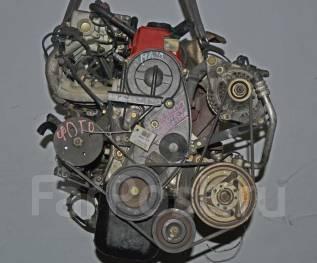 Двигатель в сборе. Nissan March Двигатель MA10T
