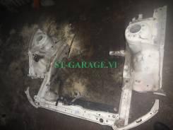 Рамка радиатора. Toyota Celica, ZZT231, ZZT230 Двигатели: 2ZZGE, 1ZZFE
