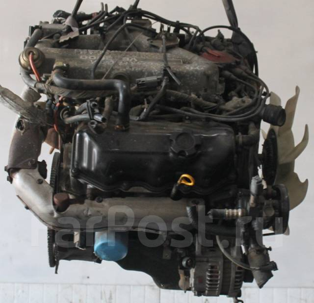Двигатель VG20-E Nissan