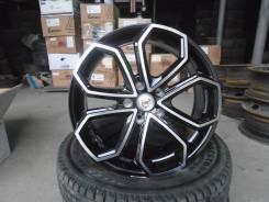 NZ Wheels F-15. 7.0x17, 5x110.00, ET39, ЦО 65,1мм.