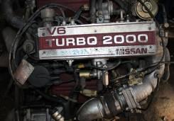 Двигатель в сборе. Nissan Leopard Nissan Fairlady Z Nissan Bluebird Maxima Двигатель VG20ET