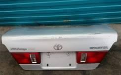 Крышка багажника. Toyota Sprinter, AE111, AE110, AE114, CE114, CE116, CE110, CE113, EE111 Двигатели: 2CIII, 5AFE, 4EFE, 3CE, 4AFE, 4AGE