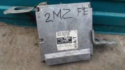 Блок управления двс. Toyota Mark II Wagon Qualis, MCV25W, MCV25 Toyota Camry Gracia, MCV25, MCV25W Двигатель 2MZFE