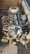Двигатель в сборе. Toyota Cresta, GX100, GX105 Toyota Chaser, GX100, GX105 Toyota Mark II, GX100, GX105 Двигатели: 1GFE, 1G