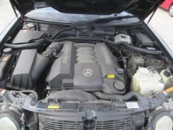 Двигатель. Mercedes-Benz E-Class, W210, W220 Mercedes-Benz S-Class, W220 Двигатель M113
