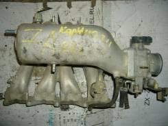 Коллектор впускной. Toyota Carina, AT211 Двигатель 7AFE
