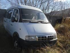 """ГАЗ 32213. Продаётся м/а """"Газель"""", 2 300 куб. см., 15 мест"""