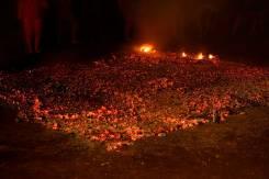 25 ноября - Хождение по углям