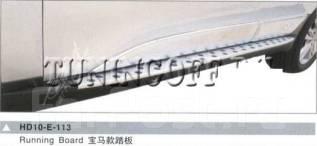 Подножка. Hyundai ix35