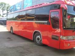Kia Granbird. Туристический автобус KIA Granbird 2003 г. в., 16 746 куб. см., 45 мест