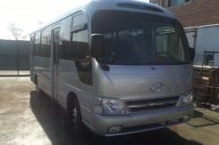 Hyundai County. Пассажирский автобус без пробега , 2011 г. в, 24 места, 3 907 куб. см., 28 мест