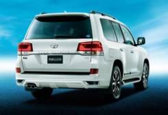 Обвес кузова аэродинамический. Toyota