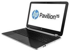 "HP Pavilion 15. 15.6"", 1,6ГГц, ОЗУ 8192 МБ и больше, диск 750 Гб, WiFi, Bluetooth, аккумулятор на 4 ч."