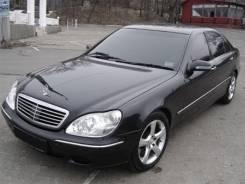 Mercedes-Benz S-Class. W220, 6 0